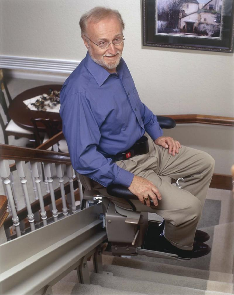 Colorado Wheelchair LLC Stair Glides and Lifts